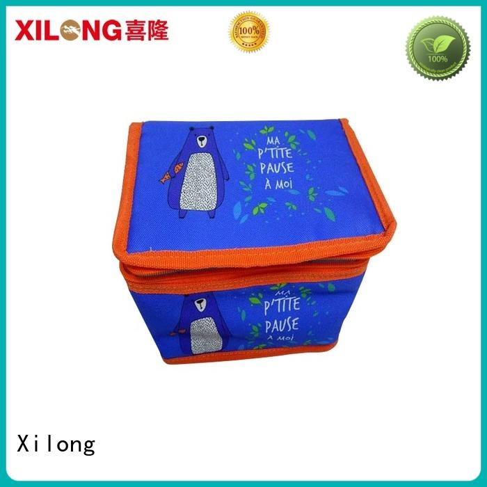 Xilong food cooler bag manufacturer bag for storage