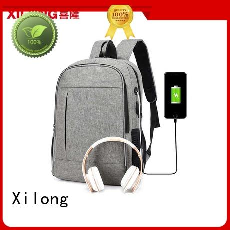 Xilong your personalized laptop bag business for travel