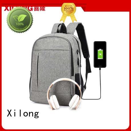 customized computer bag manufacturers bags for business trip Xilong