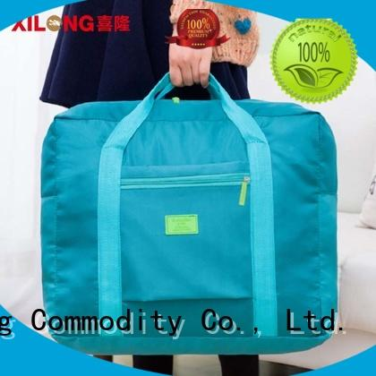 Xilong casual personalized duffle bags factory price