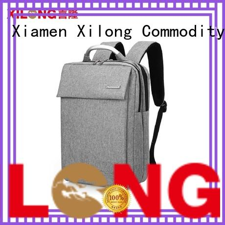 travel notebook backpack port for computer Xilong