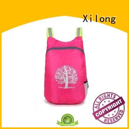 Xilong small folding travel bag duffle