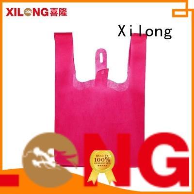 Xilong eco big shopper bags manufacturers