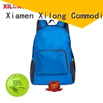 Xilong light backpack factory reasonable price for tour