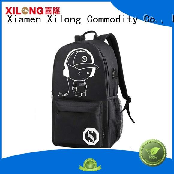 Xilong Custom wholesale school bags for business