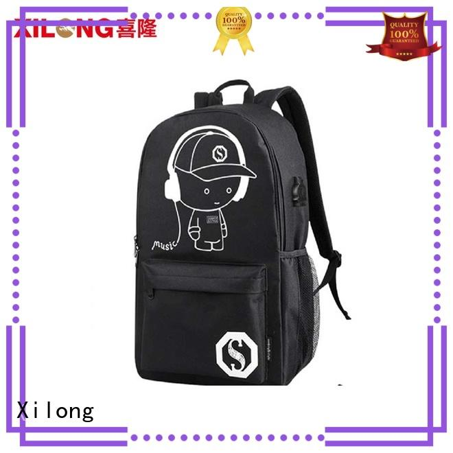 on-sale personalized backpacks school favorable price Xilong