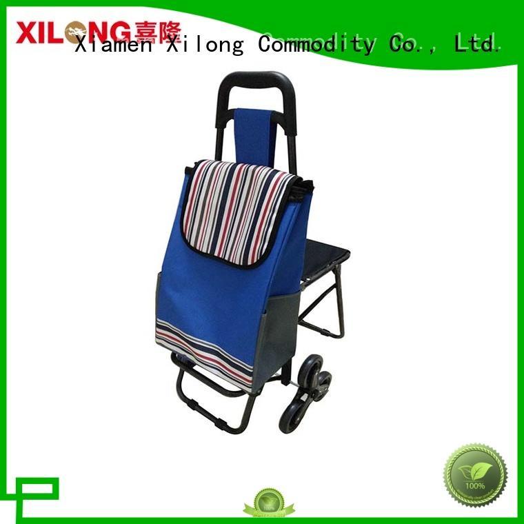 Xilong New cheap personalized shopping bags factory