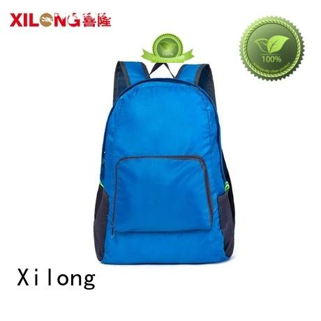 Xilong best foldable backpack canada travelling duffle