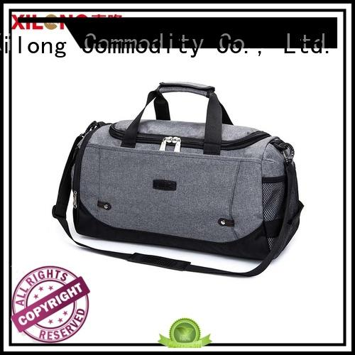 Xilong casual customize duffle bags factory price for travel