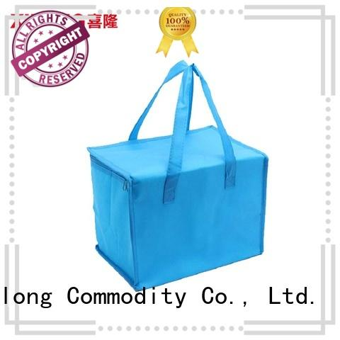 personalized cooler tote food for shopping Xilong