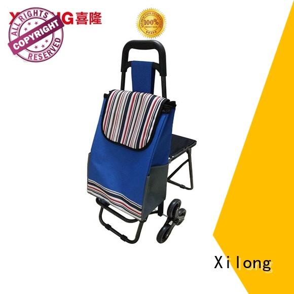 Xilong polyester cool shopping trolley laminated for women