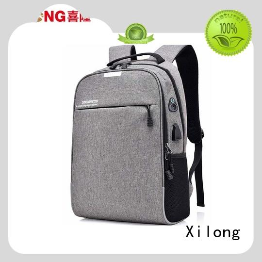Xilong durable personalized computer bag travel for computer