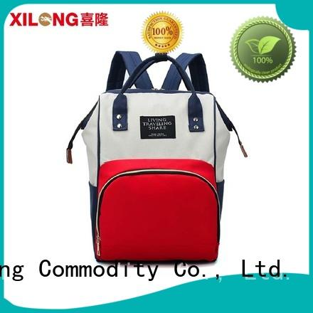 high-end mummy diaper backpack bag diaper for students