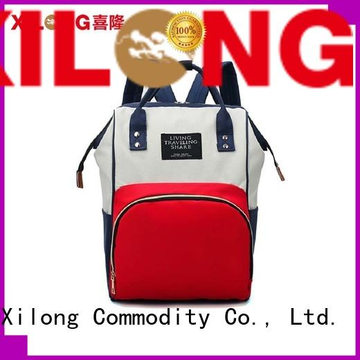 baby personalised nursery bag large Xilong