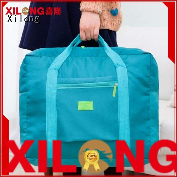 Xilong nylon duffle bags wholesale price for sport