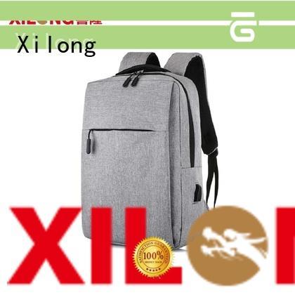 Xilong customized backpack laptop bag laptop for travel