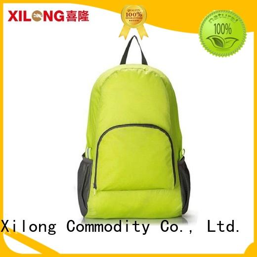 lightweight best foldable backpacks day duffle Xilong