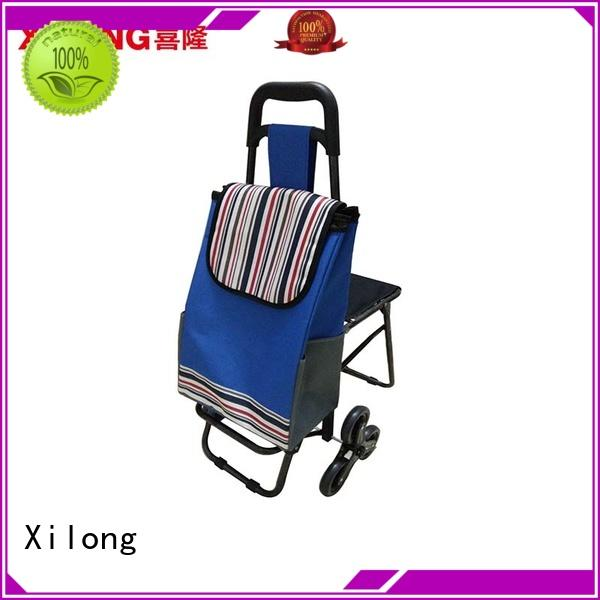 Xilong on-sale lightweight shopping trolley shopping
