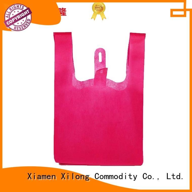 Xilong Top eco friendly shopping bags company