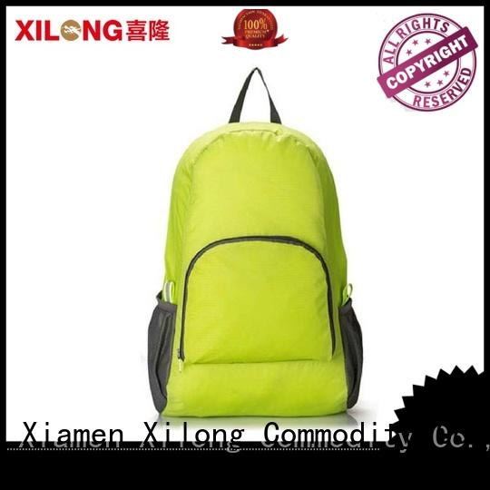 sport outdoor light  waterproof  foldable backpack bag