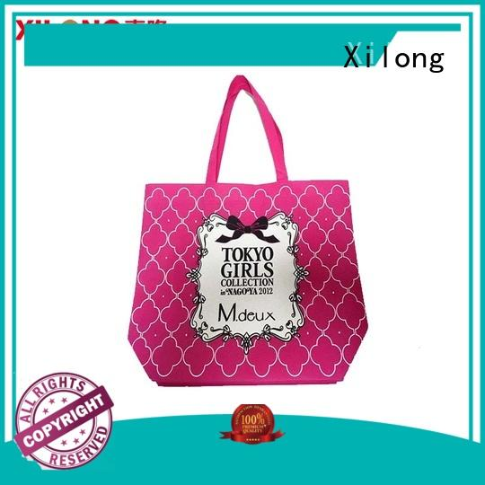 reusable shopping totes woman for hiking Xilong