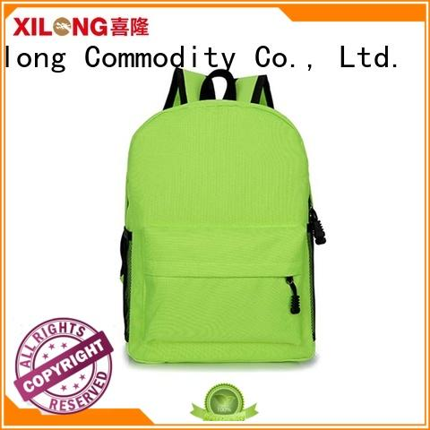 Xilong Best cheap backpacks for school Supply