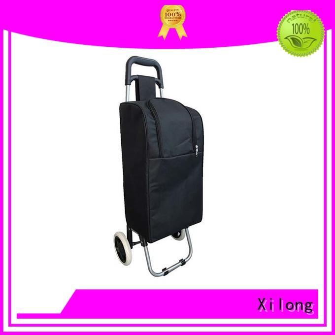 Xilong bag picnic cooler bag on wheels design for boys
