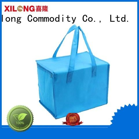 Xilong custom made cooler bags for business