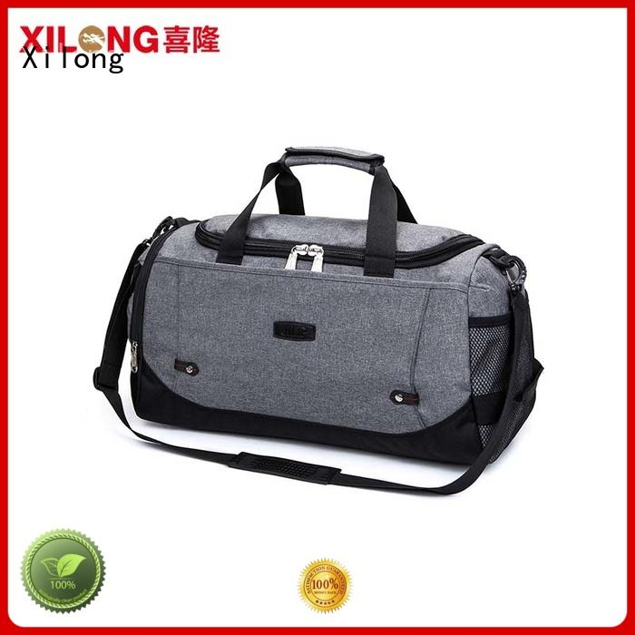 sport custom duffel bags factory price for travel Xilong