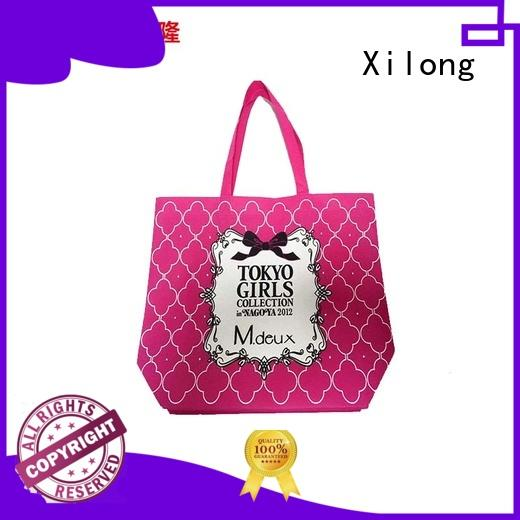 tote reusable shopping bags manufacturers factory price for students