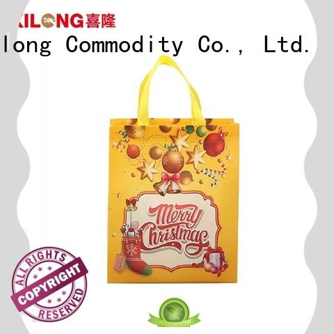 shopping nylon shopping bags factory price for students Xilong