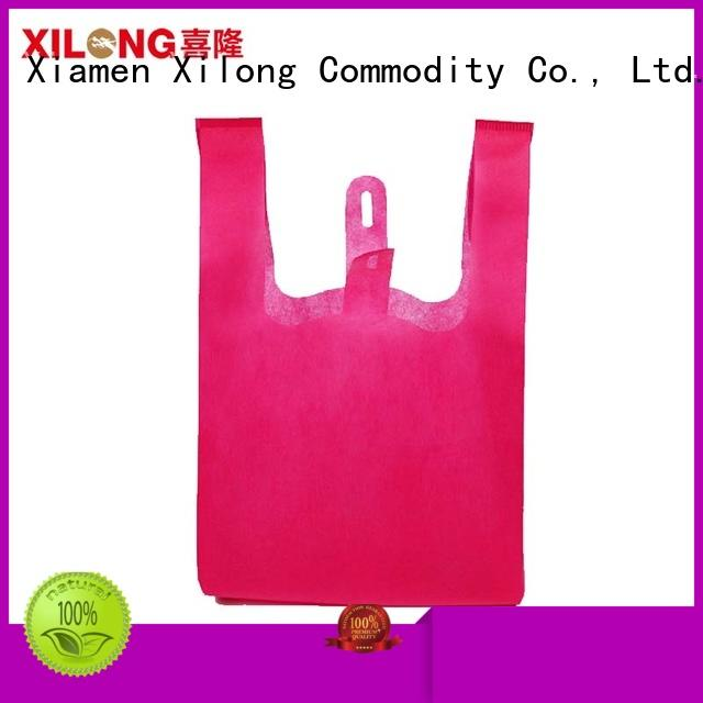 Xilong eco small shopping bags woman for hiking