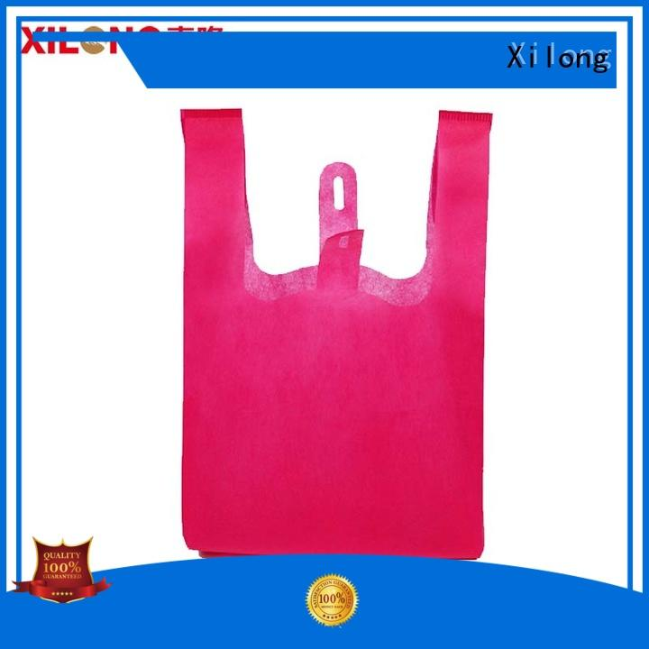 Xilong handled shopping bag wholesale suppliers wholesale now
