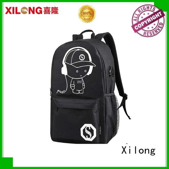 Xilong at discount wholesale school bags design