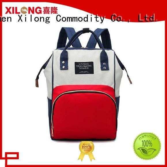 high-end mummy diaper backpack bag diaper for mummy
