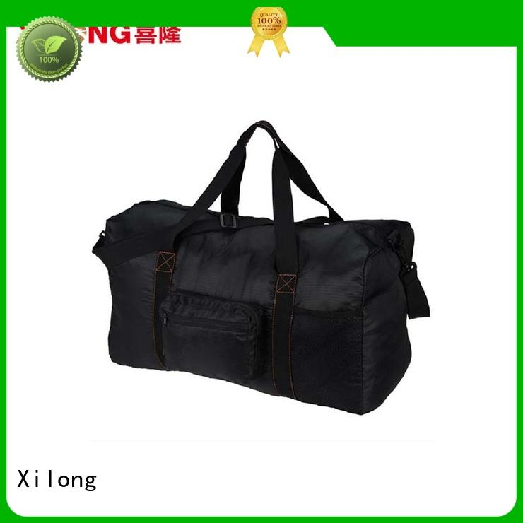 Xilong sport customize your own duffel bag factory for sport