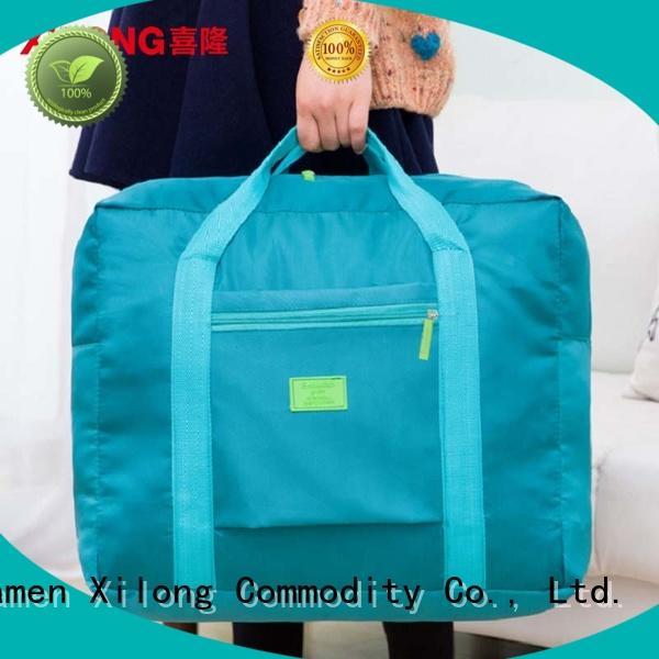 custom large duffel bags manufacturer for tour Xilong