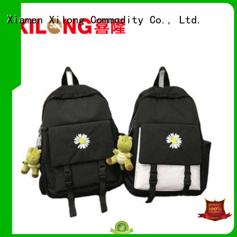 Xilong New childrens personalized backpacks manufacturers