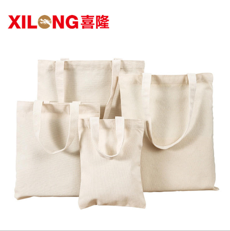 OEM accept small canvas shopping tote bag
