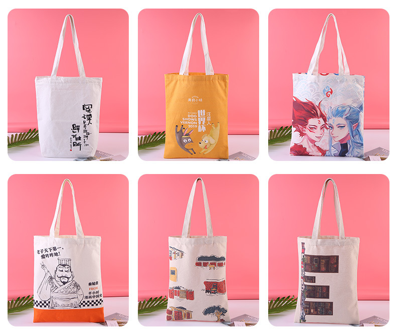 New custom shopping bags with logo manufacturers-6