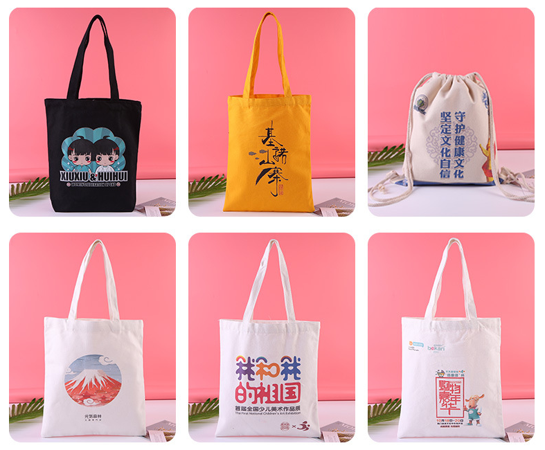 New custom shopping bags with logo manufacturers-5