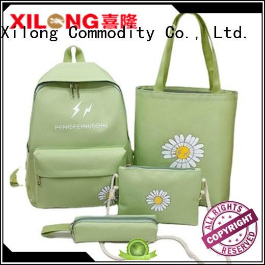 Latest custom made school backpacks factory