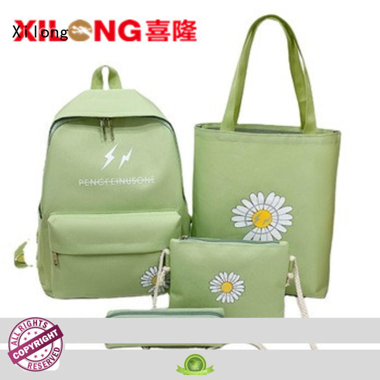 Xilong New kids school backpacks personalized company