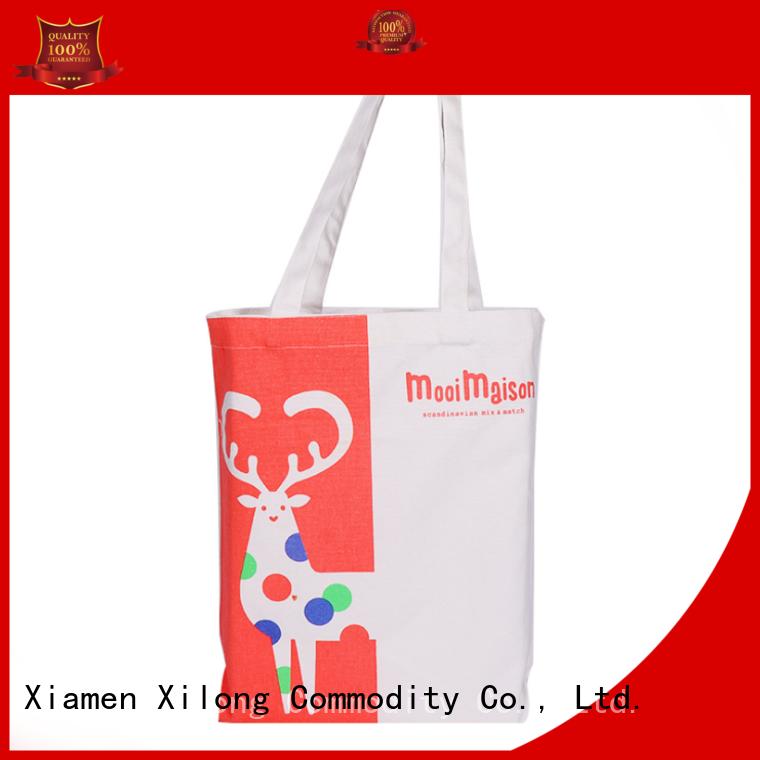 Xilong Wholesale eco shopper bags Suppliers