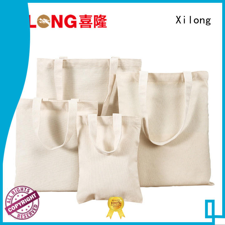 Xilong customized shopping bags for business manufacturers