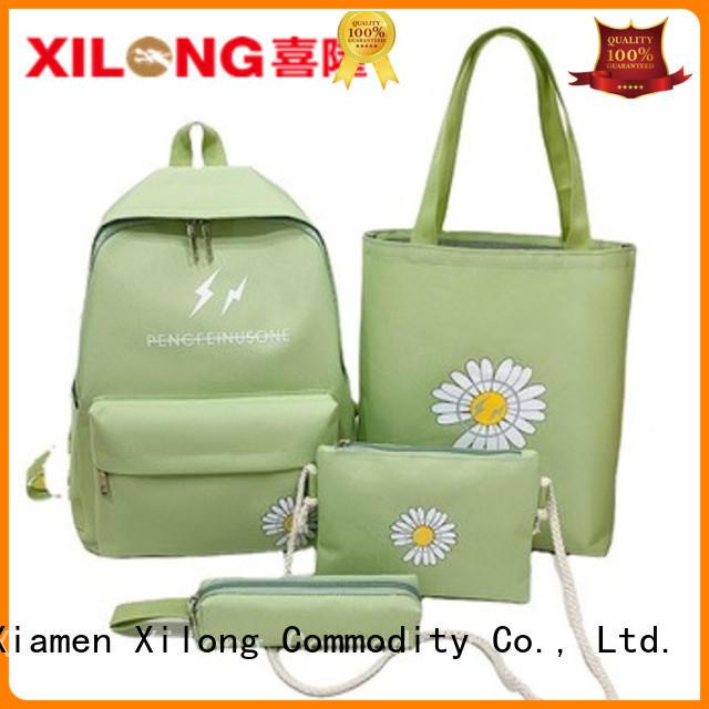 Xilong Wholesale kids school backpacks personalized factory