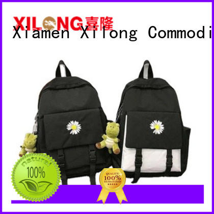 Xilong High-quality customised school bags Suppliers
