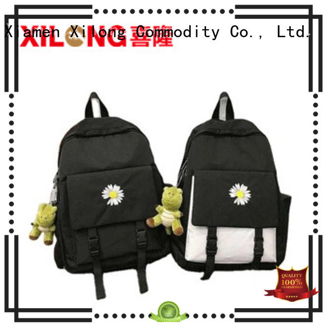 Xilong Latest cheap backpacks for school Suppliers