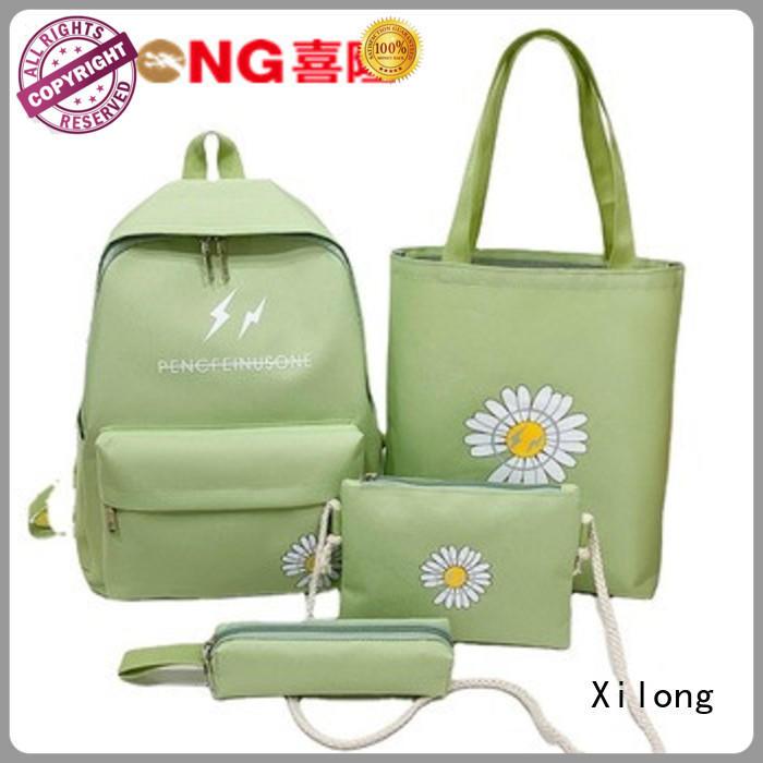 Xilong Custom custom school bag company