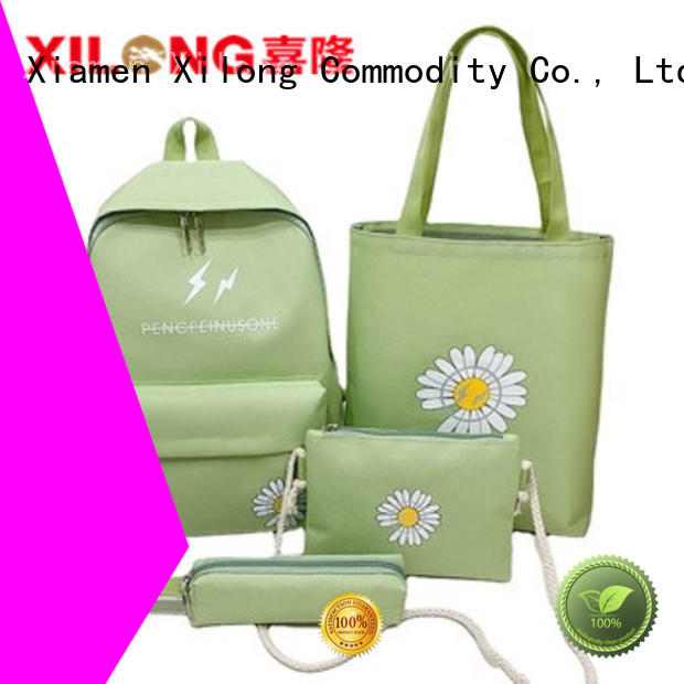 Xilong girl backpacks for school